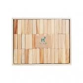 くすのき積み木 長方形 90ピース