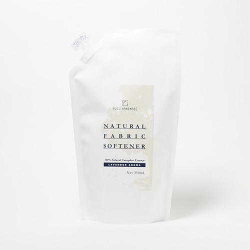 カンフル&ラベンダー アロマ柔軟仕上げ剤ミスト 詰替用 350ml